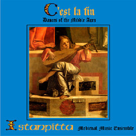 C'est la fin CD cover